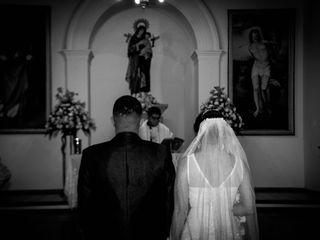 El matrimonio de Karen y Cristian 1