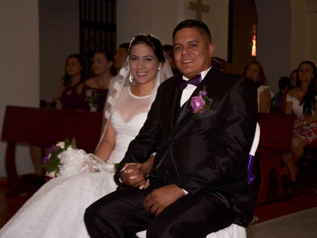 El matrimonio de Cristian y Karen en Ocaña, Norte de Santander 1
