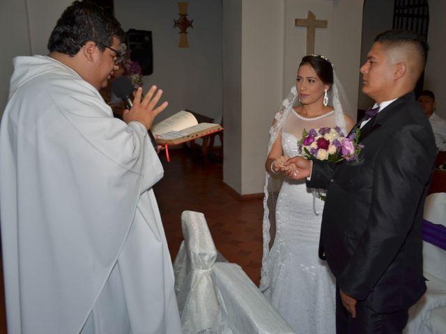 El matrimonio de Cristian y Karen en Ocaña, Norte de Santander 8
