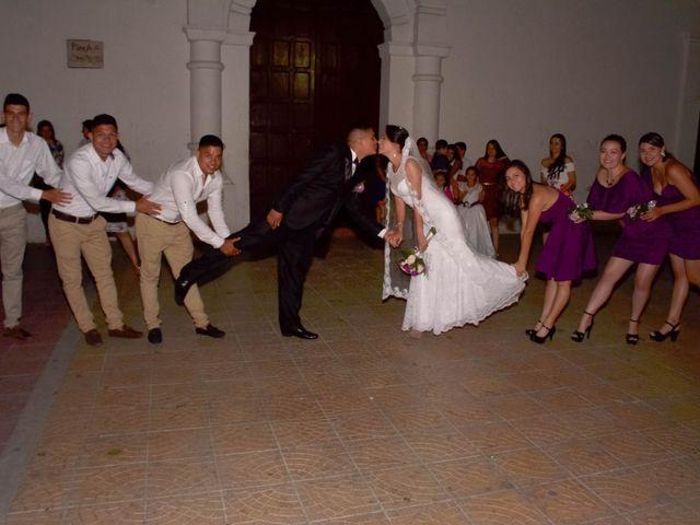 El matrimonio de Cristian y Karen en Ocaña, Norte de Santander 2