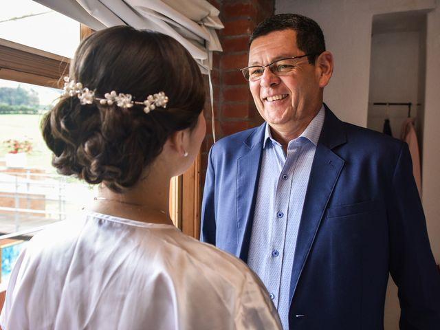 El matrimonio de Jairo y Elizabeth en Cogua, Cundinamarca 6