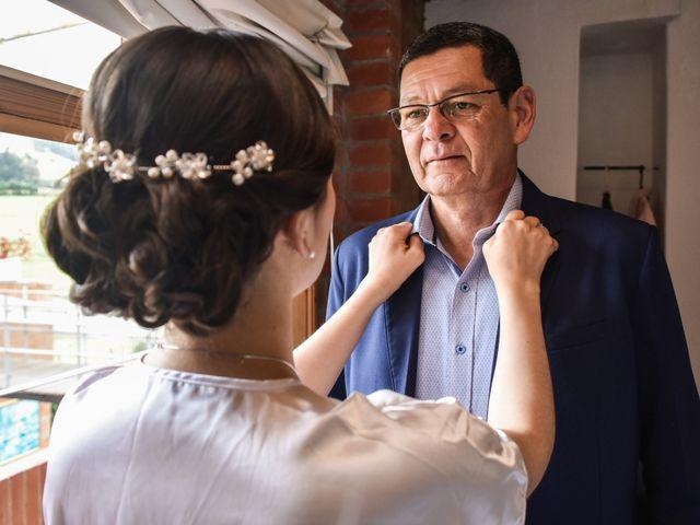 El matrimonio de Jairo y Elizabeth en Cogua, Cundinamarca 7