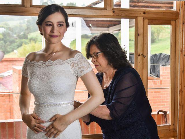 El matrimonio de Jairo y Elizabeth en Cogua, Cundinamarca 9