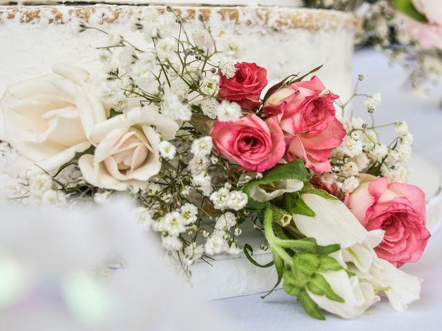 El matrimonio de Jairo y Elizabeth en Cogua, Cundinamarca 20