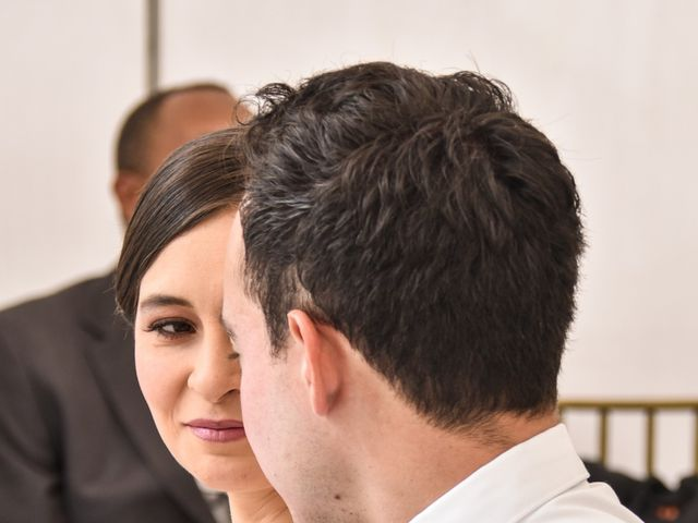 El matrimonio de Jairo y Elizabeth en Cogua, Cundinamarca 33