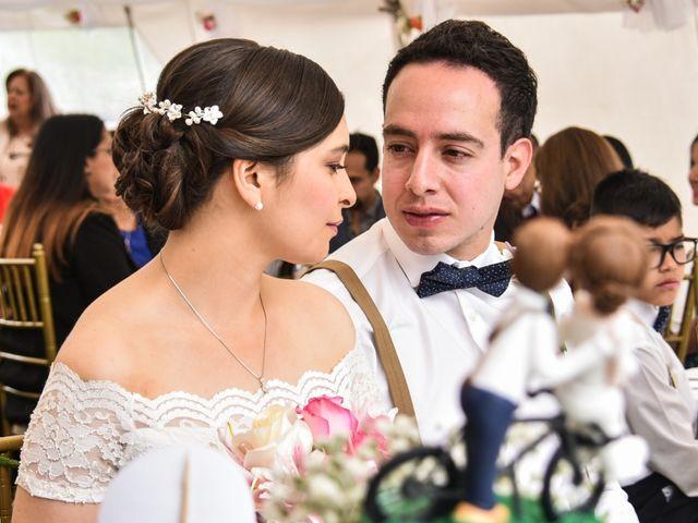 El matrimonio de Jairo y Elizabeth en Cogua, Cundinamarca 34