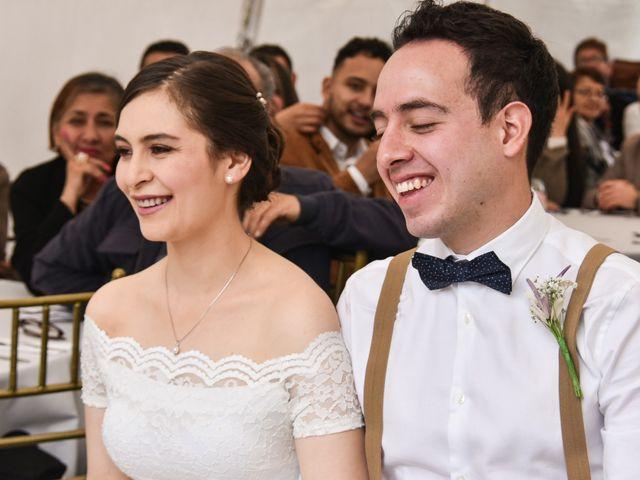 El matrimonio de Jairo y Elizabeth en Cogua, Cundinamarca 36