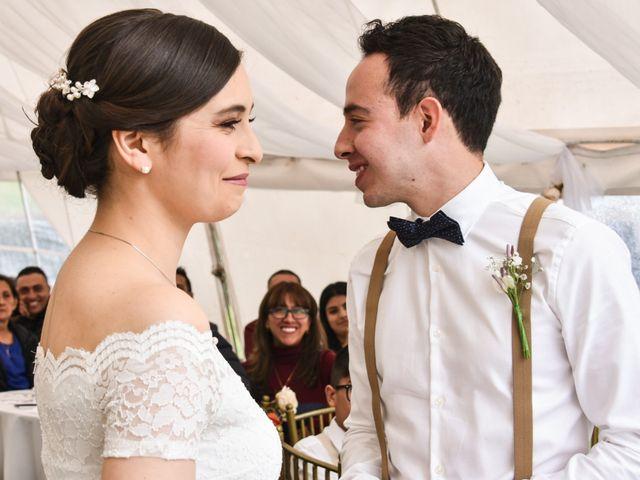 El matrimonio de Jairo y Elizabeth en Cogua, Cundinamarca 37