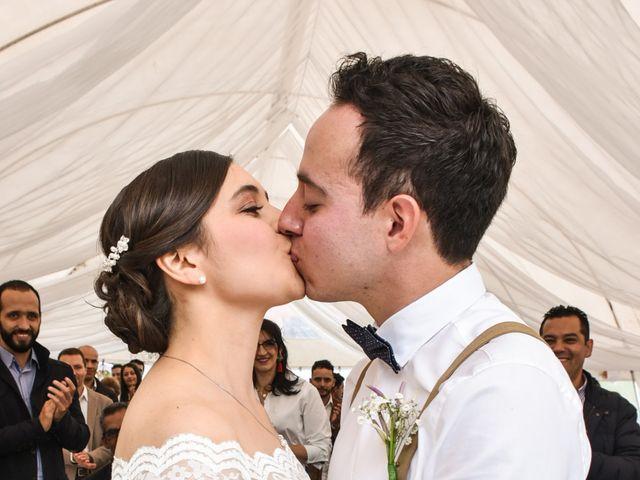El matrimonio de Jairo y Elizabeth en Cogua, Cundinamarca 38