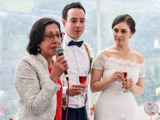 El matrimonio de Jairo y Elizabeth en Cogua, Cundinamarca 39
