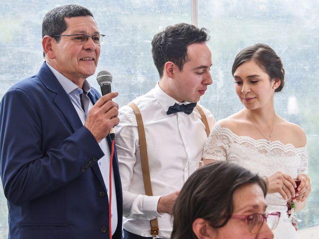 El matrimonio de Jairo y Elizabeth en Cogua, Cundinamarca 40