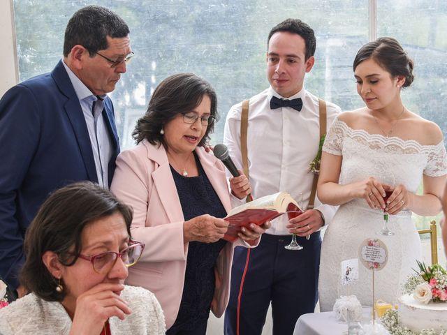 El matrimonio de Jairo y Elizabeth en Cogua, Cundinamarca 41