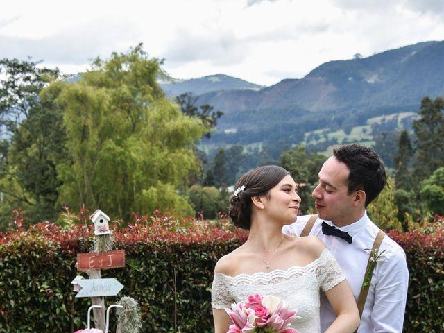 El matrimonio de Jairo y Elizabeth en Cogua, Cundinamarca 44
