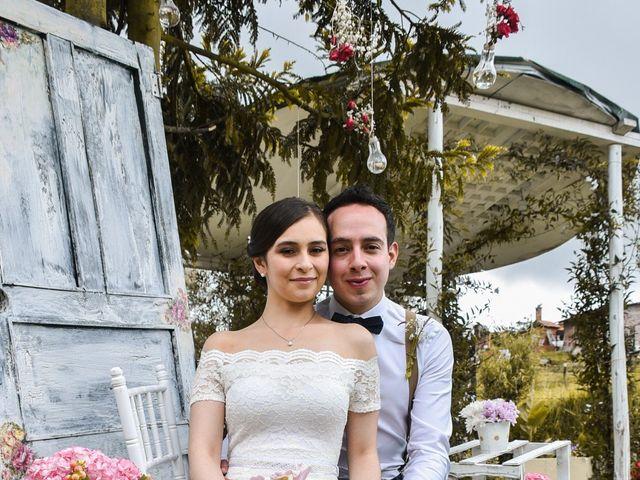 El matrimonio de Jairo y Elizabeth en Cogua, Cundinamarca 46
