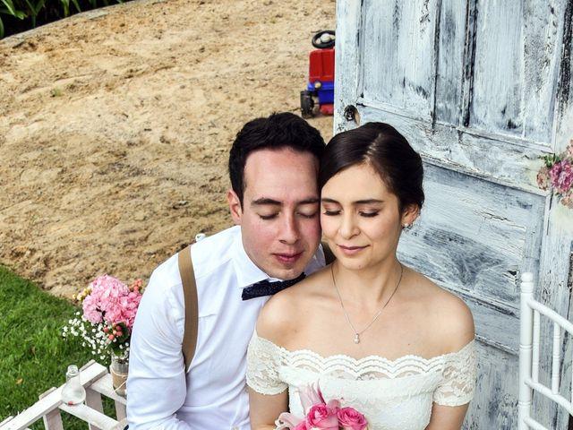 El matrimonio de Jairo y Elizabeth en Cogua, Cundinamarca 47