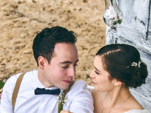 El matrimonio de Jairo y Elizabeth en Cogua, Cundinamarca 50