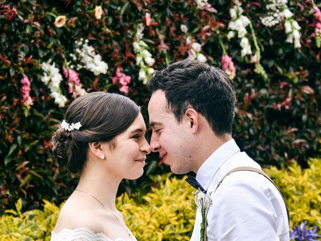 El matrimonio de Jairo y Elizabeth en Cogua, Cundinamarca 52