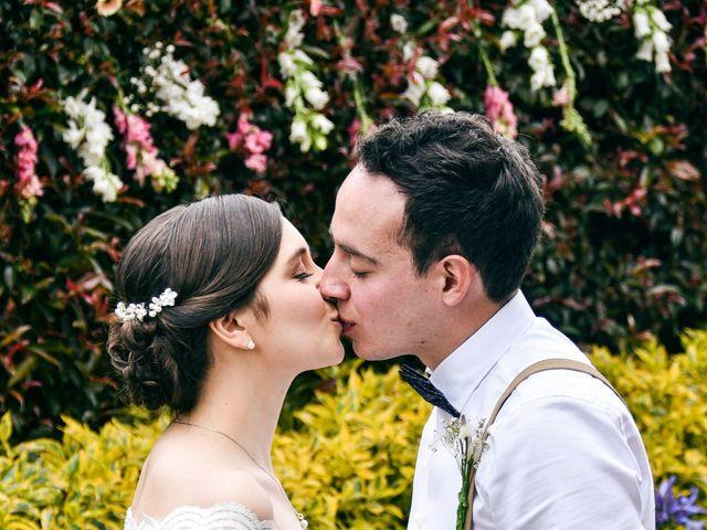 El matrimonio de Jairo y Elizabeth en Cogua, Cundinamarca 53