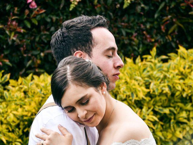 El matrimonio de Jairo y Elizabeth en Cogua, Cundinamarca 54