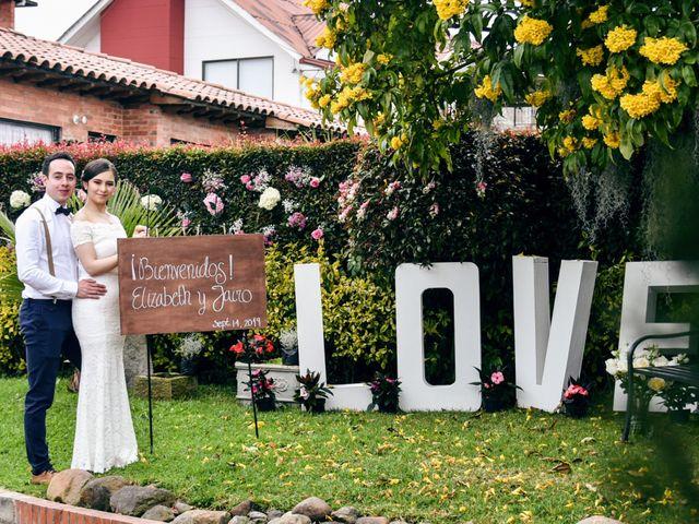 El matrimonio de Jairo y Elizabeth en Cogua, Cundinamarca 60