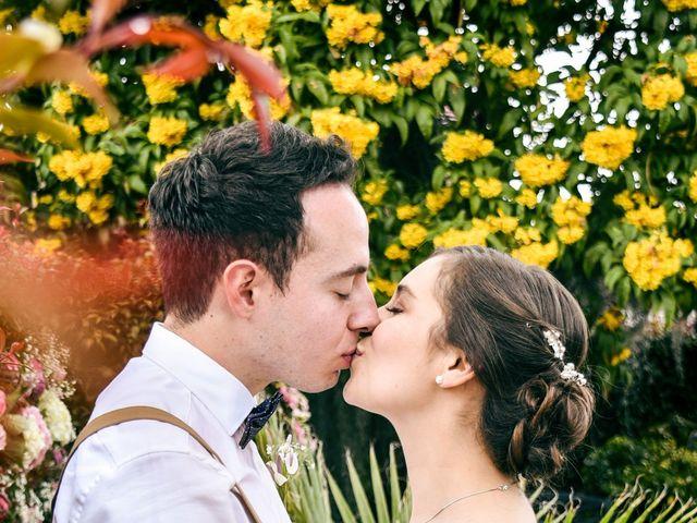 El matrimonio de Jairo y Elizabeth en Cogua, Cundinamarca 62