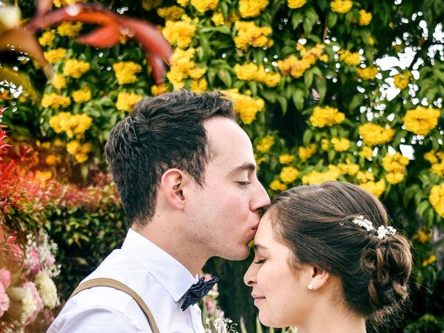 El matrimonio de Jairo y Elizabeth en Cogua, Cundinamarca 63