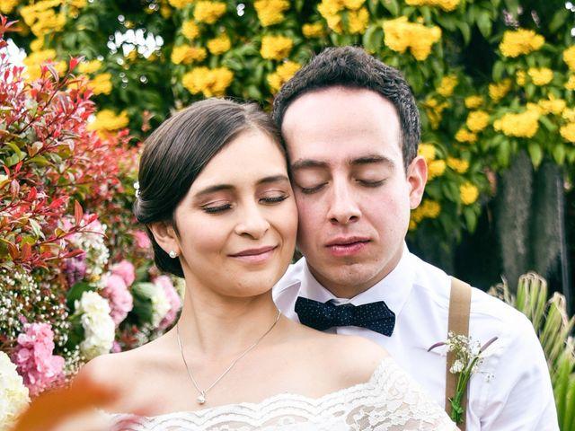 El matrimonio de Jairo y Elizabeth en Cogua, Cundinamarca 64