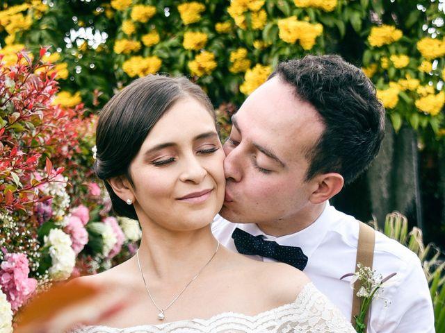 El matrimonio de Jairo y Elizabeth en Cogua, Cundinamarca 65