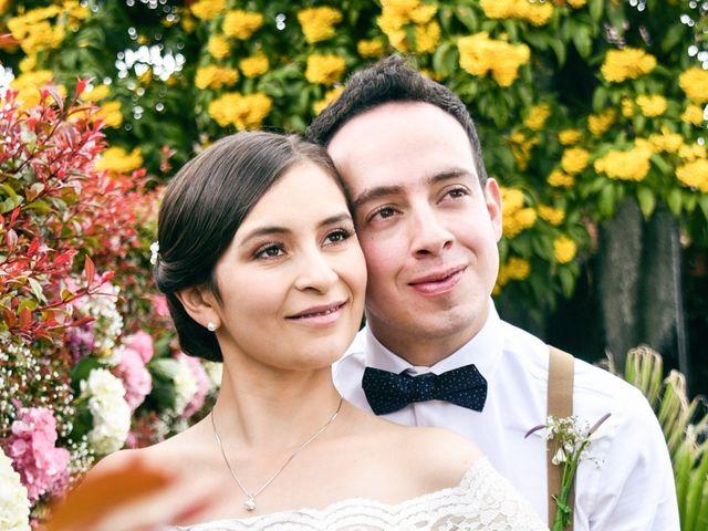 El matrimonio de Jairo y Elizabeth en Cogua, Cundinamarca 66