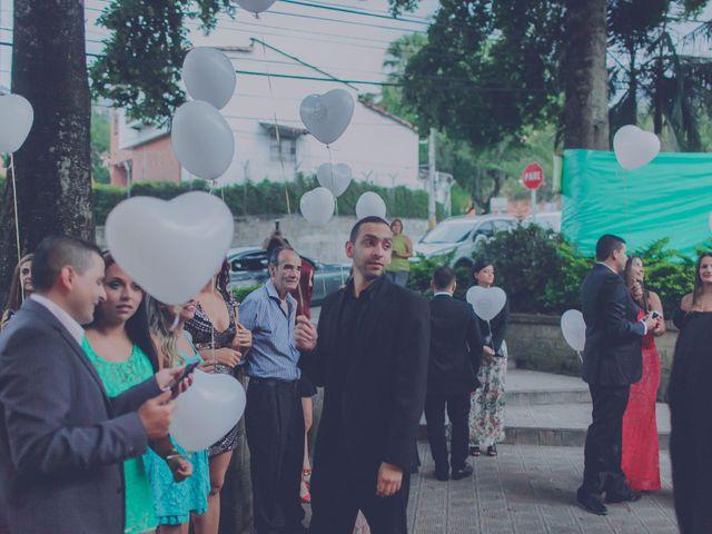 El matrimonio de Alejandro y Ángela en Envigado, Antioquia 15
