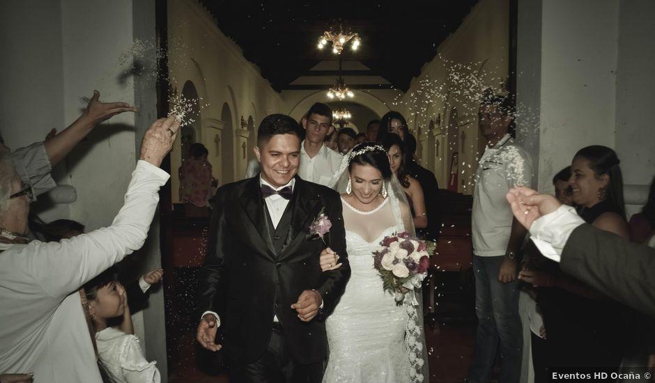 El matrimonio de Cristian y Karen en Ocaña, Norte de Santander