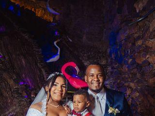 El matrimonio de Yesika  y Fredy 1