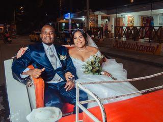 El matrimonio de Yesika  y Fredy