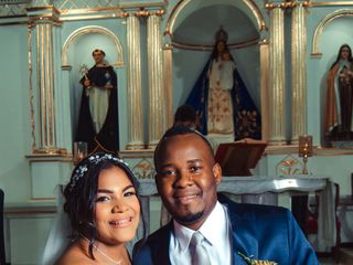 El matrimonio de Yesika  y Fredy 3