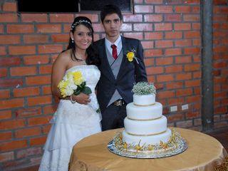 El matrimonio de Grace y Alexander