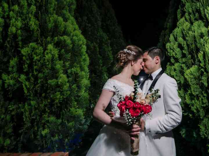 El matrimonio de Marcia y Daniel