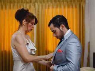 El matrimonio de Camilo y Tatiana 2