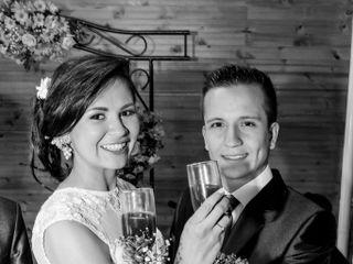 El matrimonio de Tannia y Cristian