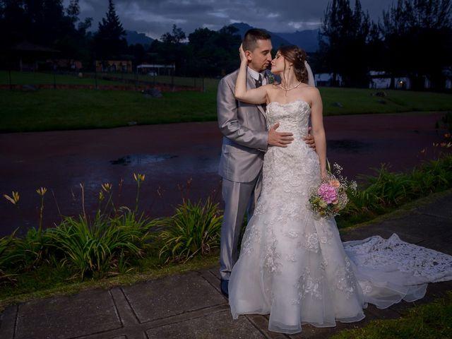 El matrimonio de David y Jenifer en Manizales, Caldas 14