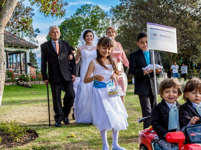 El matrimonio de Cristian y Tannia en Tenjo, Cundinamarca 20