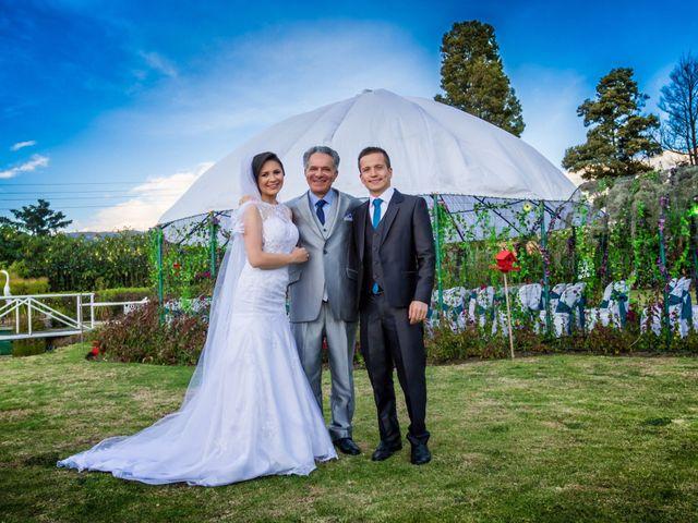 El matrimonio de Cristian y Tannia en Tenjo, Cundinamarca 35