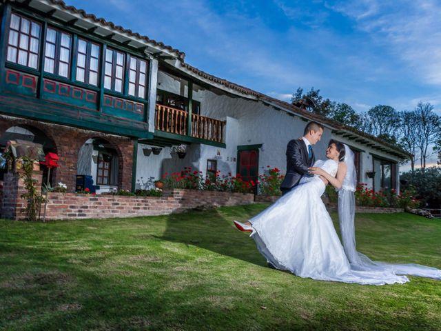 El matrimonio de Cristian y Tannia en Tenjo, Cundinamarca 36