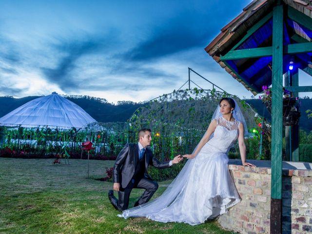 El matrimonio de Cristian y Tannia en Tenjo, Cundinamarca 38