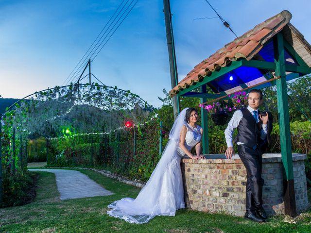 El matrimonio de Cristian y Tannia en Tenjo, Cundinamarca 39