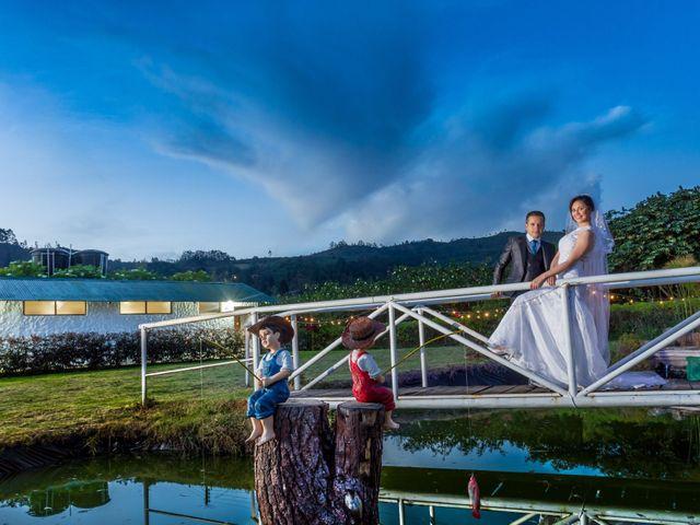 El matrimonio de Cristian y Tannia en Tenjo, Cundinamarca 40