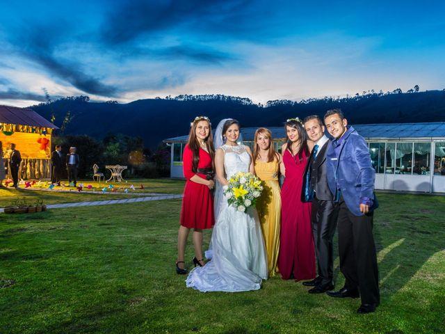 El matrimonio de Cristian y Tannia en Tenjo, Cundinamarca 42