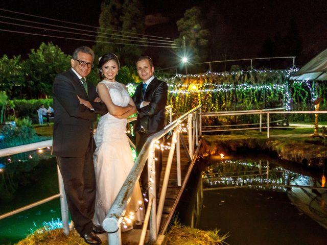 El matrimonio de Cristian y Tannia en Tenjo, Cundinamarca 43