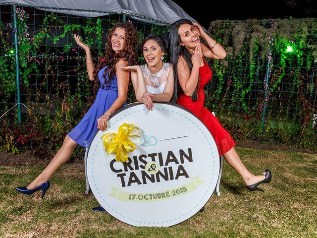 El matrimonio de Cristian y Tannia en Tenjo, Cundinamarca 55