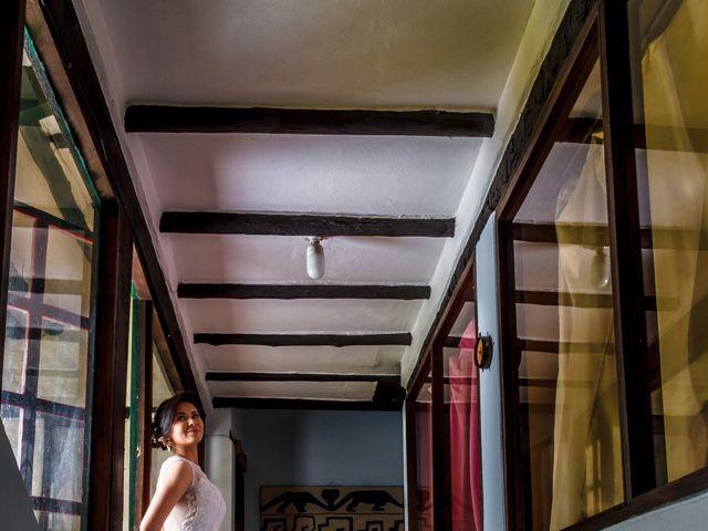 El matrimonio de Cristian y Tannia en Tenjo, Cundinamarca 6