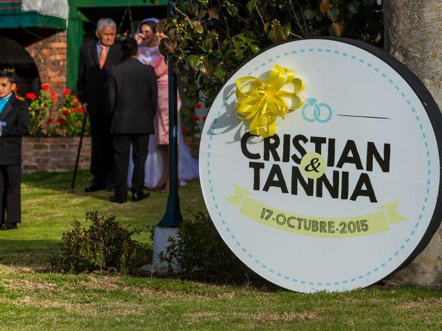 El matrimonio de Cristian y Tannia en Tenjo, Cundinamarca 54